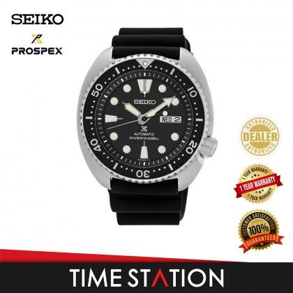 Seiko Prospex Automatic Turtle Air Diver Men's Watch SRP777K1