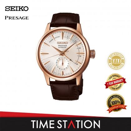 Seiko Presage Power Reserve Cocktail Men's Watch SSA346J1