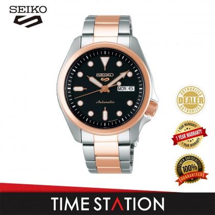 【Time Station】SEIKO 5 SPORTS AUTOMATIC SRPE51K1/SRPE53K1/SRPE55K1/SRPE57K1/SRPE58K1 STAINLESS STEEL MEN'S WATCH