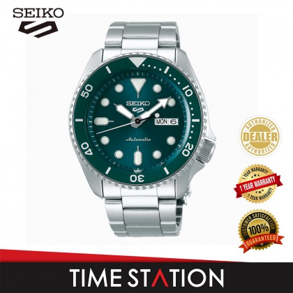 【Time Station】SEIKO 5 SPORTS AUTOMATIC SRPD61K1/SRPD63K1/SRPD65K1/SRPD69K1/SRPD71K2/SRPD73K1 MEN'S WATCH