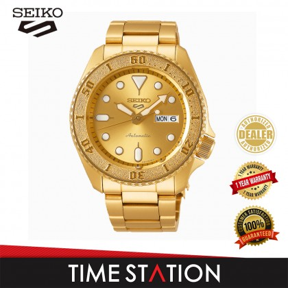 【Time Station】SEIKO 5 SPORTS AUTOMATIC SPRE71K1/SRPE72K1/SRPE74K1 STAINLESS STEEL MEN'S WATCH