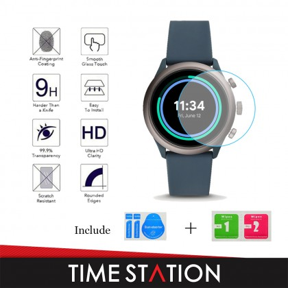 Screen Protector for Fossil Gen 4/Gen 5/Gen 5E Smartwatch