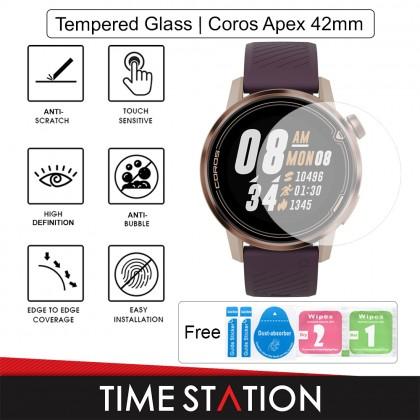 Screen Protector for Coros PACE 2/APEX/APEX PRO/VERTIX GPS Sport Smartwatch